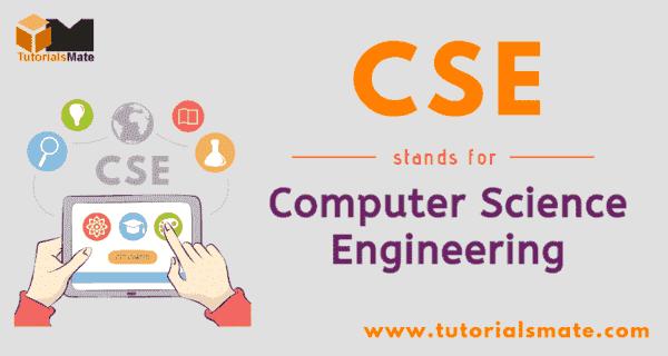 CSE Full Form