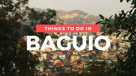 Things to do in Baguio and The Strawberry Farm
