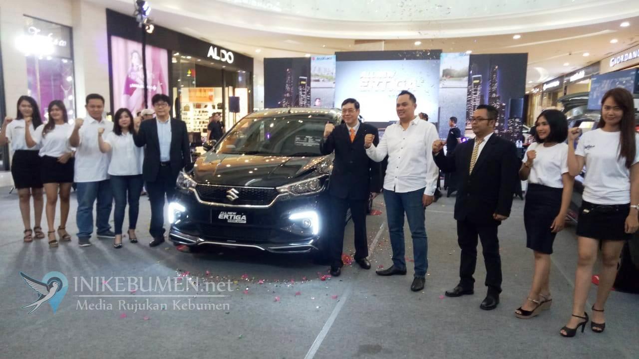 All New Ertiga Suzuki Sport Giliran Hadir di Kota Yogyakarta