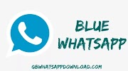 Blue WhatsApp latest version 8.51 for android 2020.