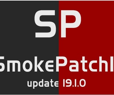 PES 2019 Smoke Patch 19.0.0 AIO + Update 19.1.5 Season 2019/2020