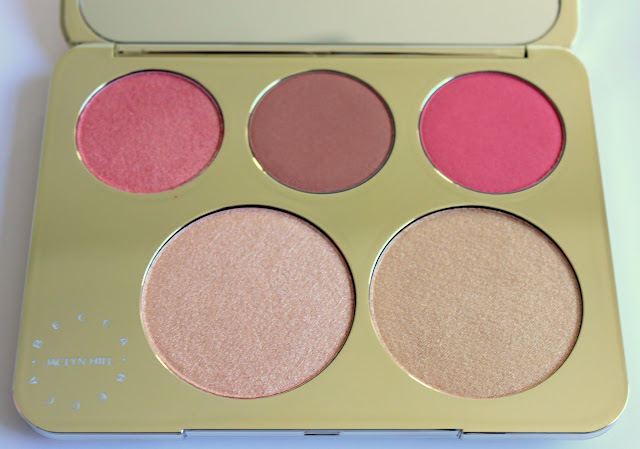 Inside the Becca x Jaclyn Hill Champagne Collection Face Palette