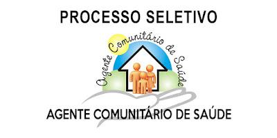 Processo Seletivo  de Agente Comunitário de Saúde 2020