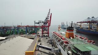 Otoritas Pelabuhan Tanjung Priok Ikuti PAR  Deklarasi Lawan Covid - 19