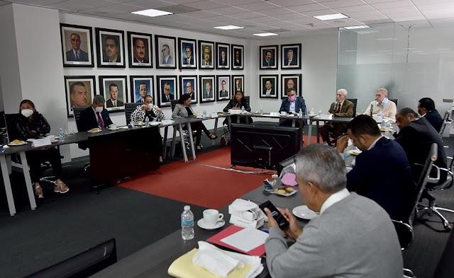 IMPULSAR LA CONSTRUCCIÓN DE INFRAESTRUCTURA  PARA APOYAR AL DESARROLLO DEL PAÍS: ARGANIS DÍAZ-LEAL
