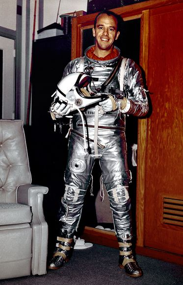 human space suit - photo #4