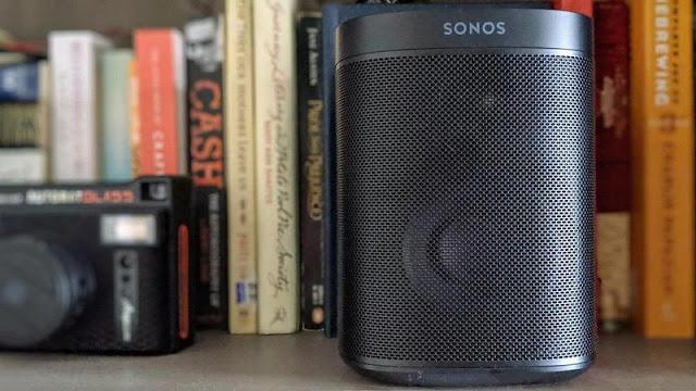 4. Sonos One SL