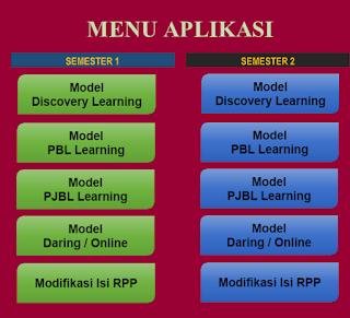 Download Aplikasi RPP 1 Lembar Untuk Semua Jenjang