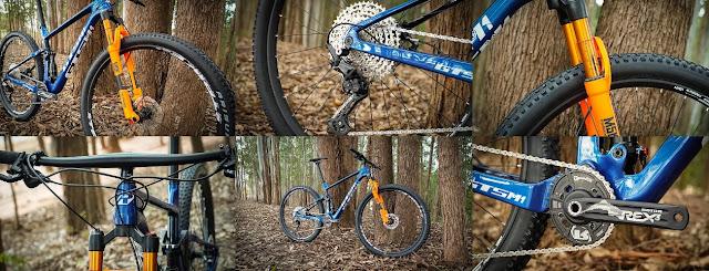 Detalhes da bicicleta GTSM1 RAV3 - Foto: Divulgação / GTSM1