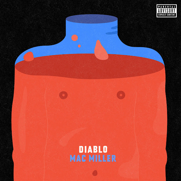 Mac Miller - Diablo - Single Cover
