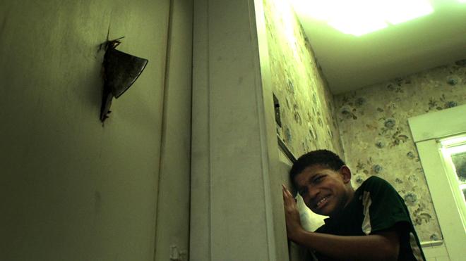 The boy behind the door (Sitges 2021)