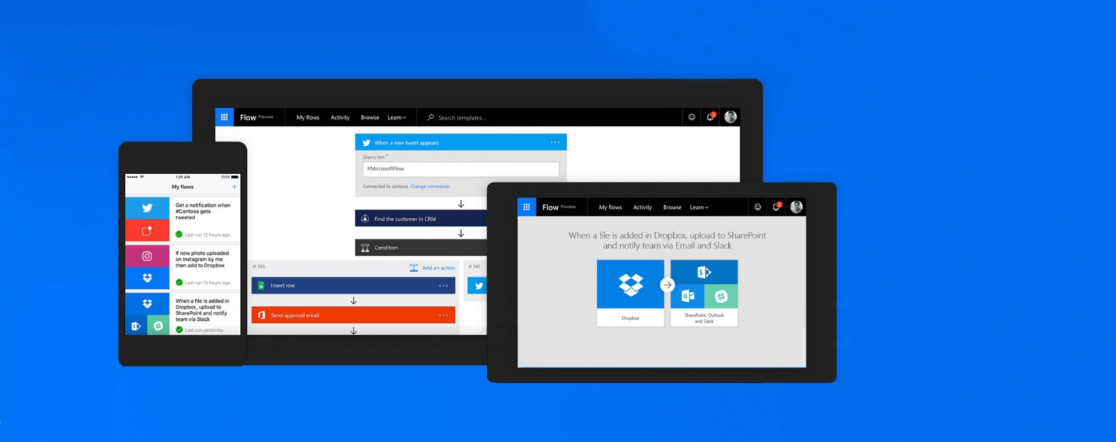 Microsoft Flow berganti menjadi Microsoft Power Automate