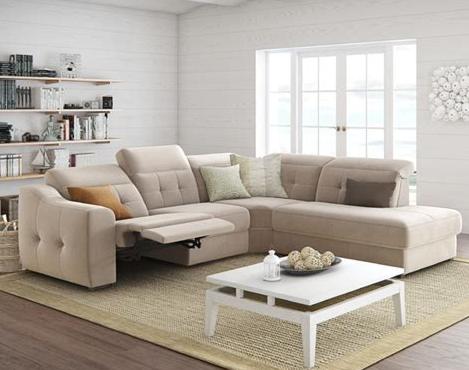 Model Sofa Ruang Tamu Minimalis Elegan Terbaru
