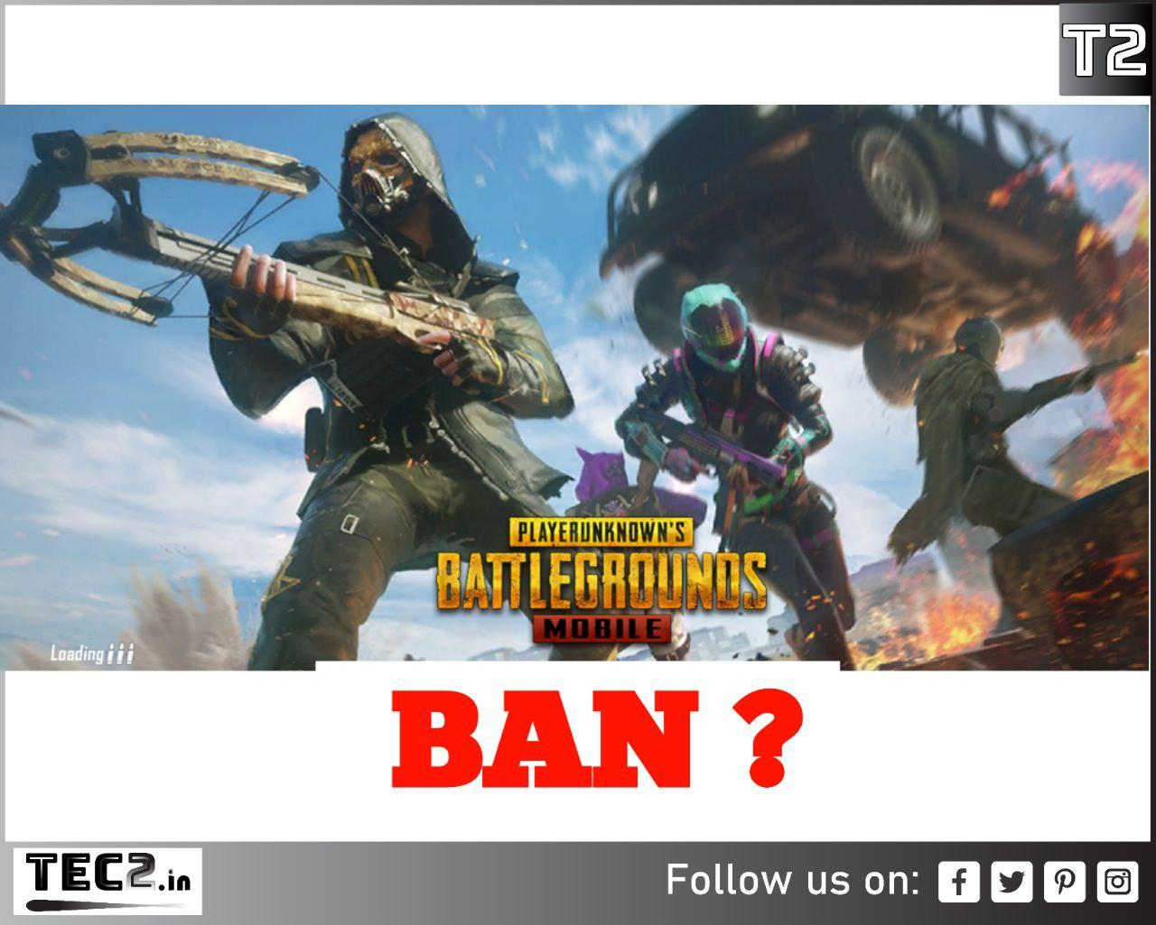PUBG Banned in India Officially