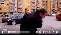 أبروتسو: فيديو..اعتداء على صحفي بالصفع بأحد أخطر الأحياء الشعبية في بيسكارا