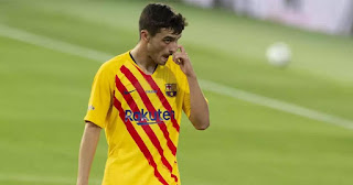 'I have fulfilled my dream': Barcelona new boy Pedri reacts to his debut