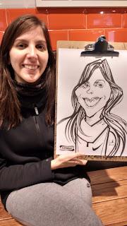 caricaturista en barcelona