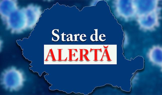 Stare de alerta Vatra Dornei - Suceava - Romania