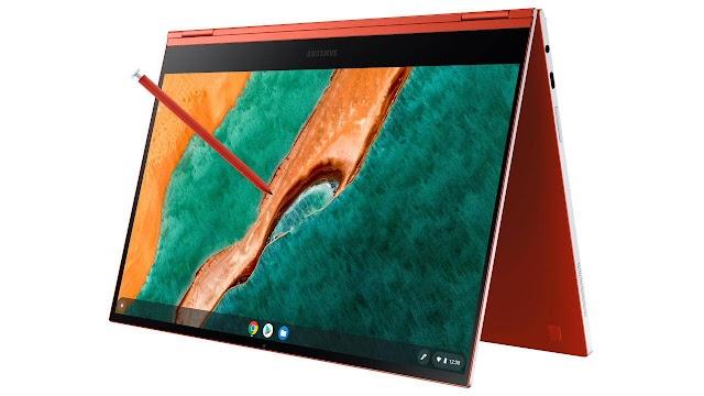 Samsung Galaxy Chromebook 2: le nouveau pc portable avec un écran QLED