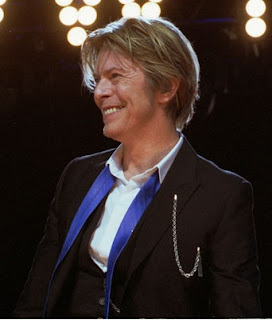 David Bowie, photo by Adam Bielawski/Photobra