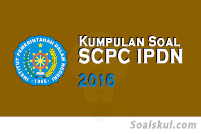 download soal scpc ipdn 2016