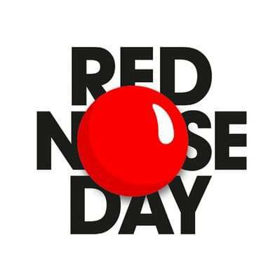 Red Nose Day Wishes Photos