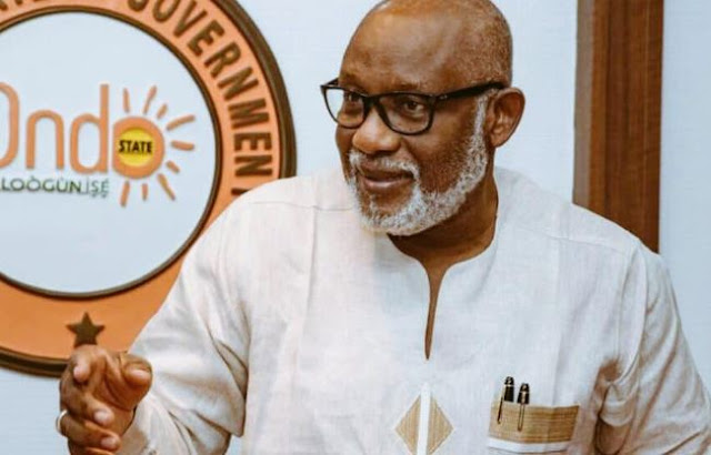 Drama as Akeredolu's aide storms out of live radio program over argument with opposition