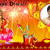 Facebook And Whatsapp Profile Happy Diwali Photo Frame