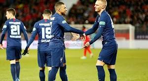 باريس سان جيرمان يحقق فوز ساحق على نادي ديجون بسداسية في كأس فرنسا