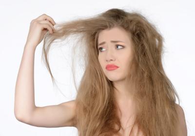 Cara Ampuh Mengatasi Rambut Kering