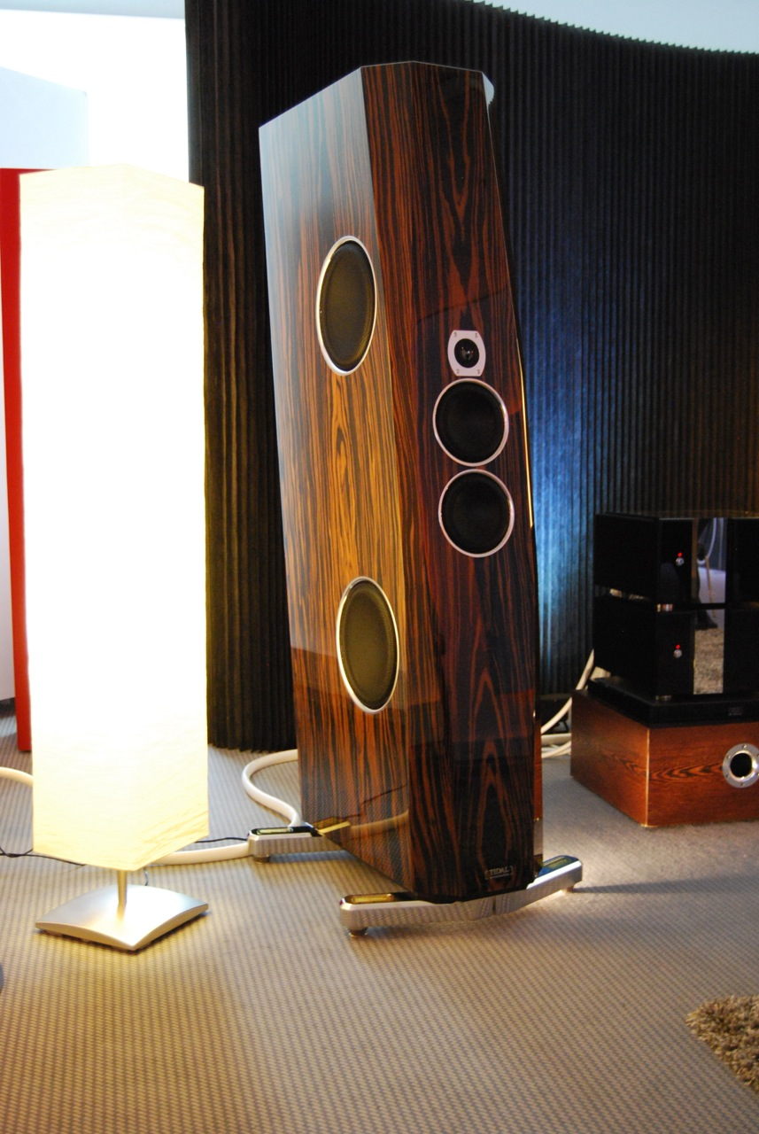 Mono And Stereo High-End Audio Magazine: Munich High End