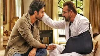sanjay dutt helped satyajeet dubey's 'COVID !9' positive mother