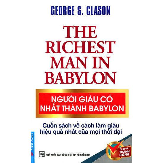 Sách nói Người giàu có nhất thành Babylon   Quyển sách dạy tư duy kinh doanh làm giàu hay nhất