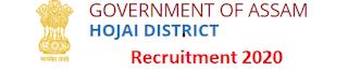 Office of Commissioner govt  Assam Recruitment 2020: Apply Online For 06 Stenographer Posts @ https://hojai.assam.gov.in/