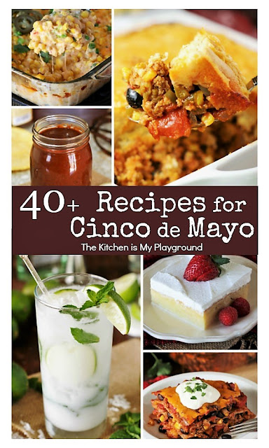 40+ Food & Drink Recipes for Cinco de Mayo Fun Image