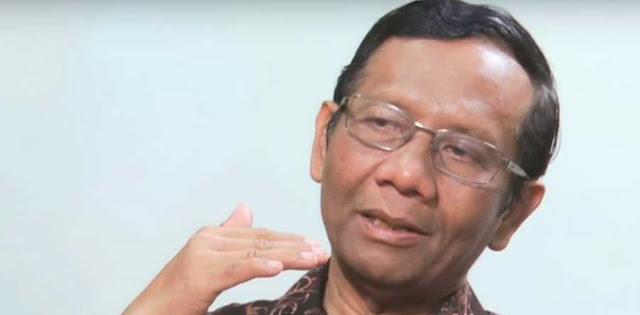 Saran Mahfud MD Pilih Capres: Pilih yang Jeleknya Hanya Sedikit