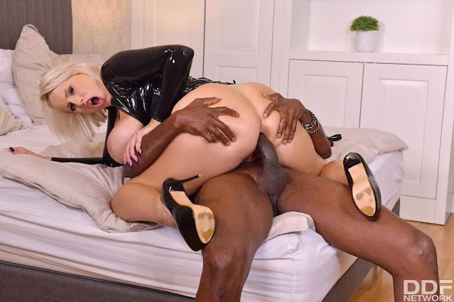 Angel Wicky – Busty Blonde Orders BBC