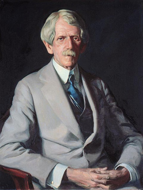 Ernest Fosbery, International Art Gallery, Portrait Fine Arts