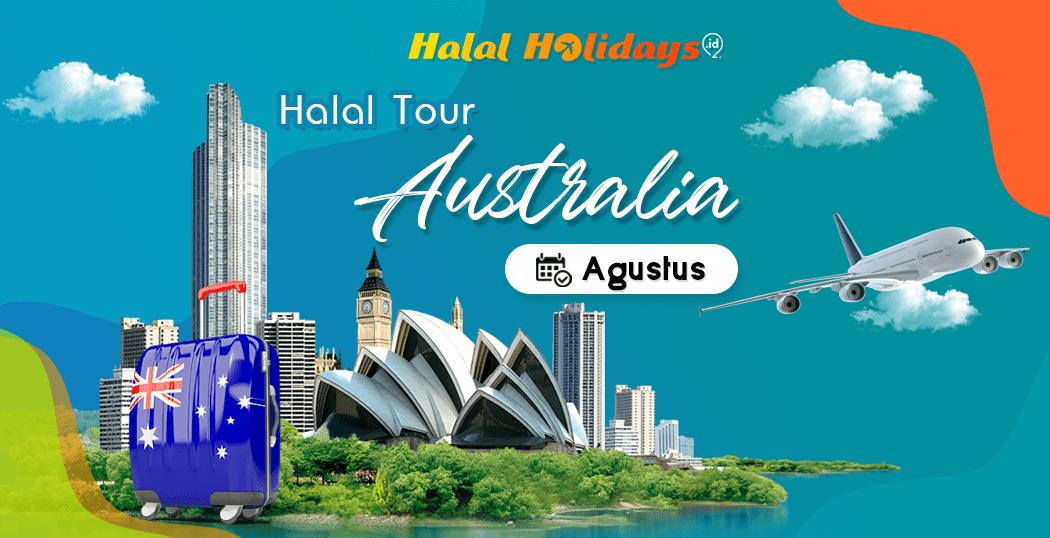 Paket Tour Australia Murah Bulan Agustus 2021