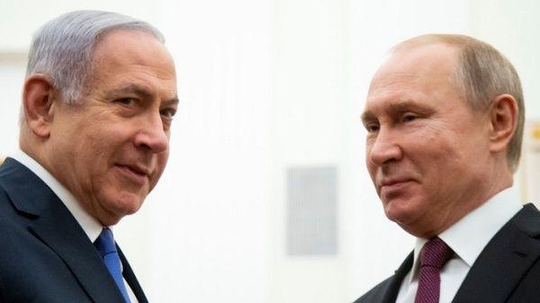 Putin y Netanyahu se reúnen para hablar sobre Oriente Medio