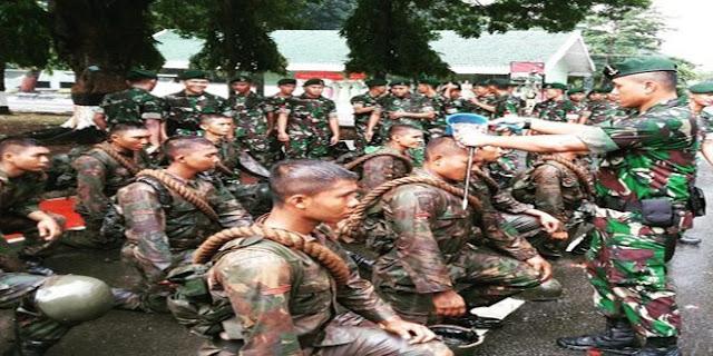 Mengenal Yonmek 201, Pasukan TNI yang Bubarkan Massa Penyerang Polsek Ciracas