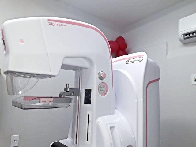 Hospital Regional de Formosa oferece mamografia gratuita neste sábado