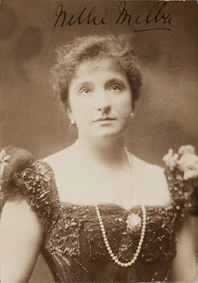 Nellie Meloba, the Australian opera singer, performed a number of Tosti songs