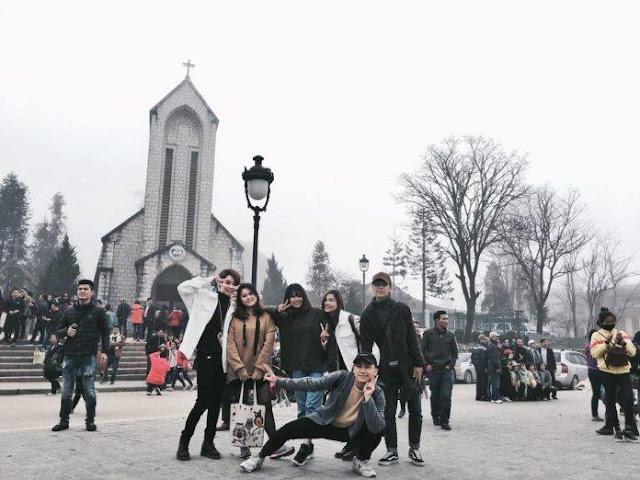 Kinh nghiệm du lịch Sapa 3 ngày 2 đêm: Tuyết đã trắng trời, để lại một kỷ niệm khó quên 3
