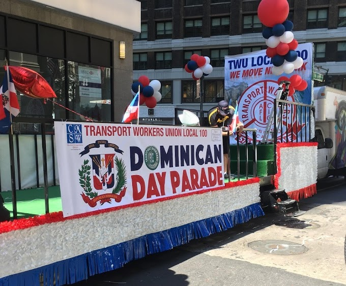 Dominican Parade NYC