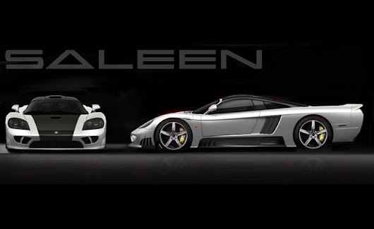 Saleen S7 LM and S7R
