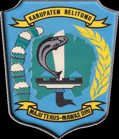 Logo | Lambang Kabupaten Belitung