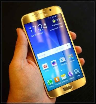 Harga Samsung Galaxy S6