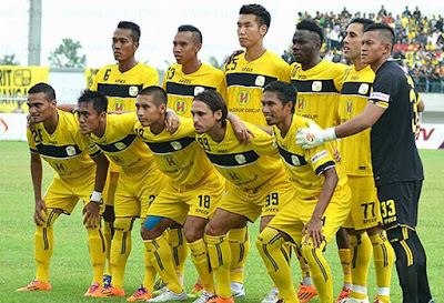 Prediksi Skor Barito Putera Vs Bali United 17 Juli 2016 TSC