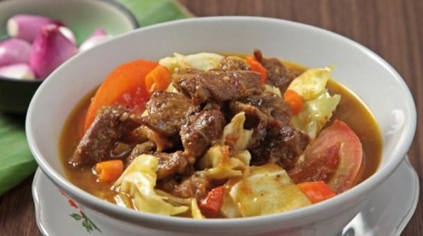 Resep Tongseng Daging Sapi Yang Enak dan Mudah Dibuat